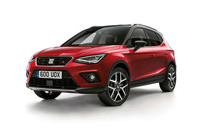 SEAT Arona 1.6TDI XCELLENCE Lux 5dr