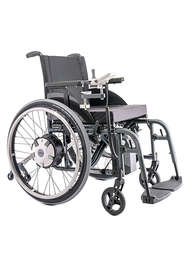 Invacare - Alber E-fix E35 and Kuschall Compact M65