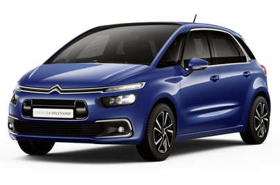 Citroen C4 SpaceTourer 2.0BlueHDi Feel 5dr