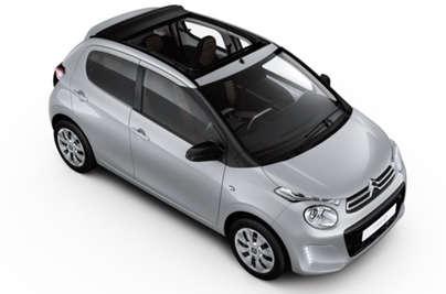 citroen c1 1 0 vti airscape feel convertible 5dr motability scheme. Black Bedroom Furniture Sets. Home Design Ideas