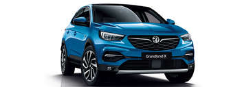 Featured cars block - Vauxhall Grandland X