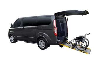 McElmeel Mobility Services Ford Tourneo Custom 2.0TDCi 310 L1H1 Titanium X
