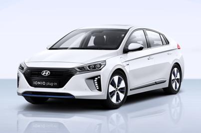 Hyundai Ioniq Hatchback 1 6 Gdi Hybrid Premium Se 5dr Dct Motability Scheme