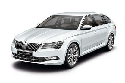 Skoda Superb-Estate January 2019