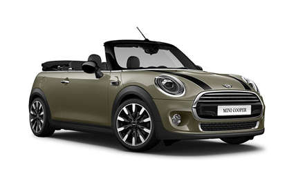 Mini Convertible-Cooper January 2019